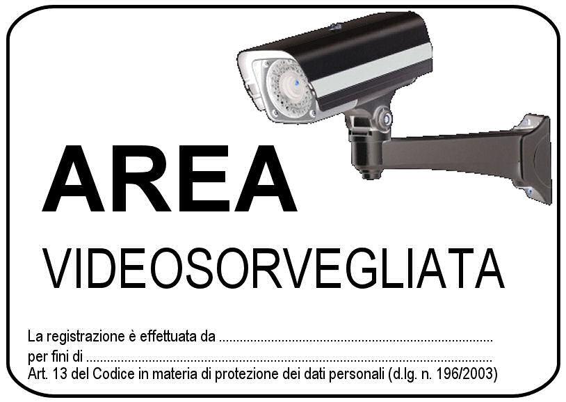 area-videosorvegliata