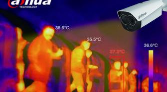 制冷型热成像海外宣传单页